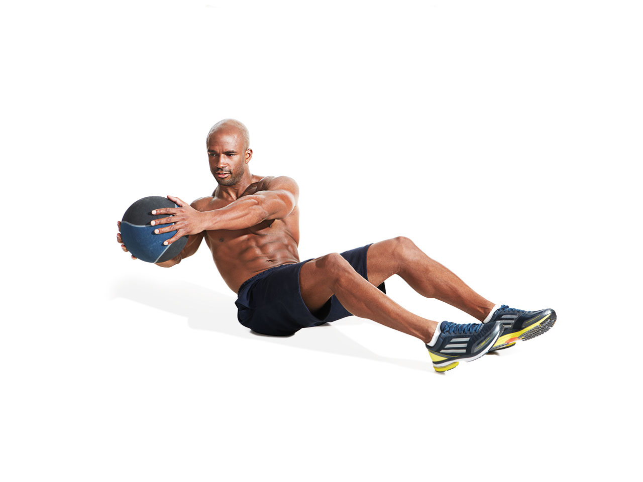 Use the Exercise Ball to Get Abs--and Tone Up Another Body Part Besides your Flat Belly