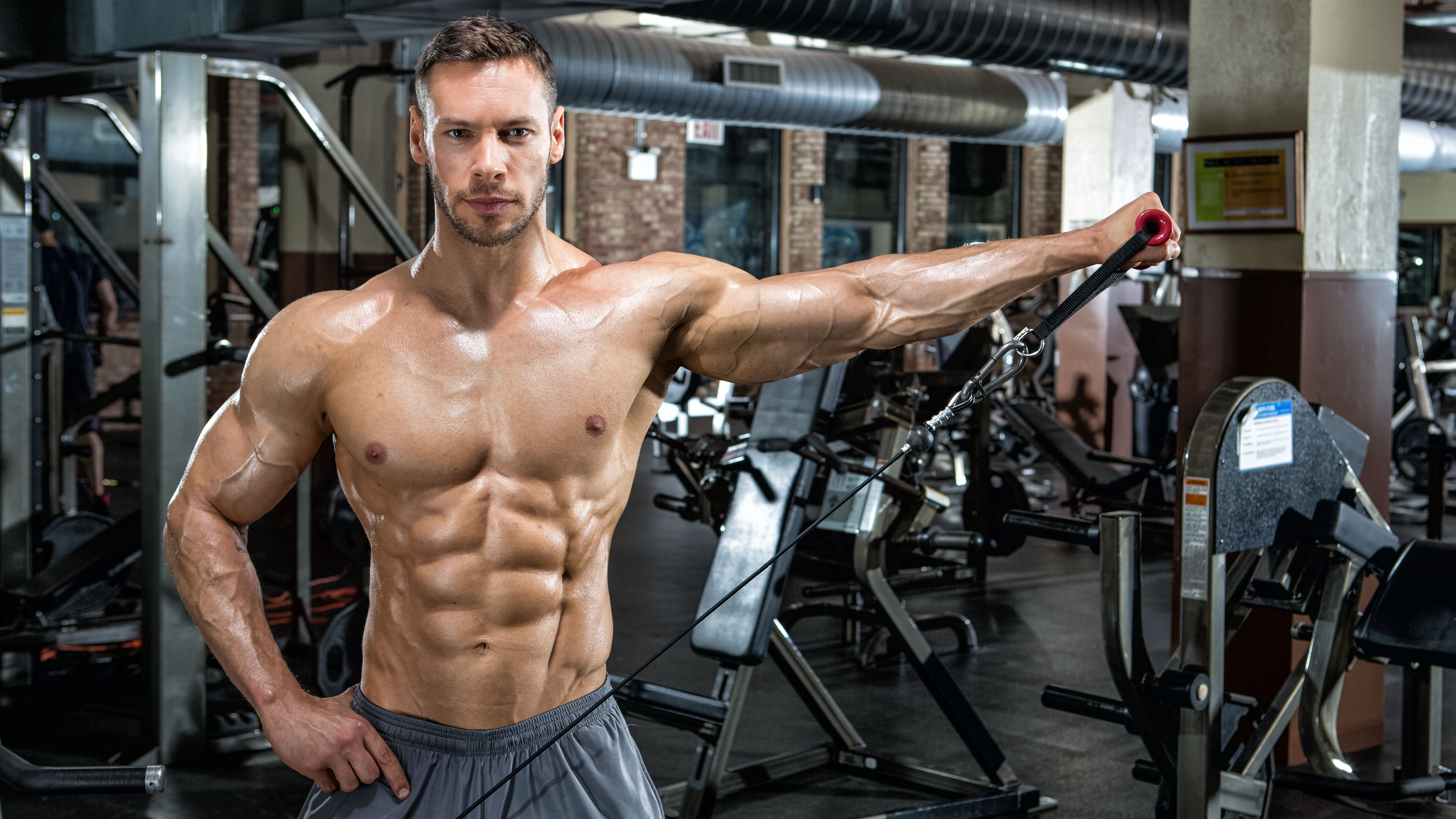 Tips on Gaining Lean Muscle Mass recommend