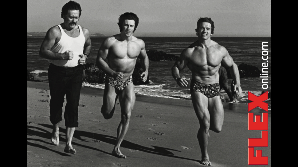 Arnold schwarzenegger answers your cardio questions flex online malvernweather Choice Image
