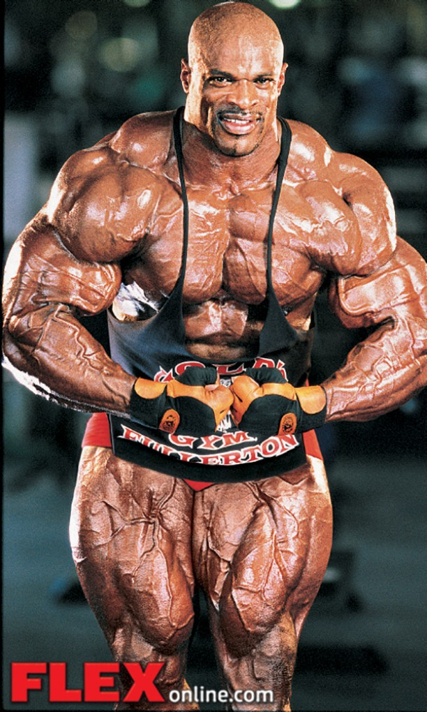 Even Stronger Than They Look: Ronnie Coleman | FLEX Online