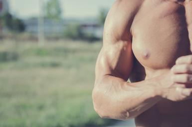 Biceps Detail