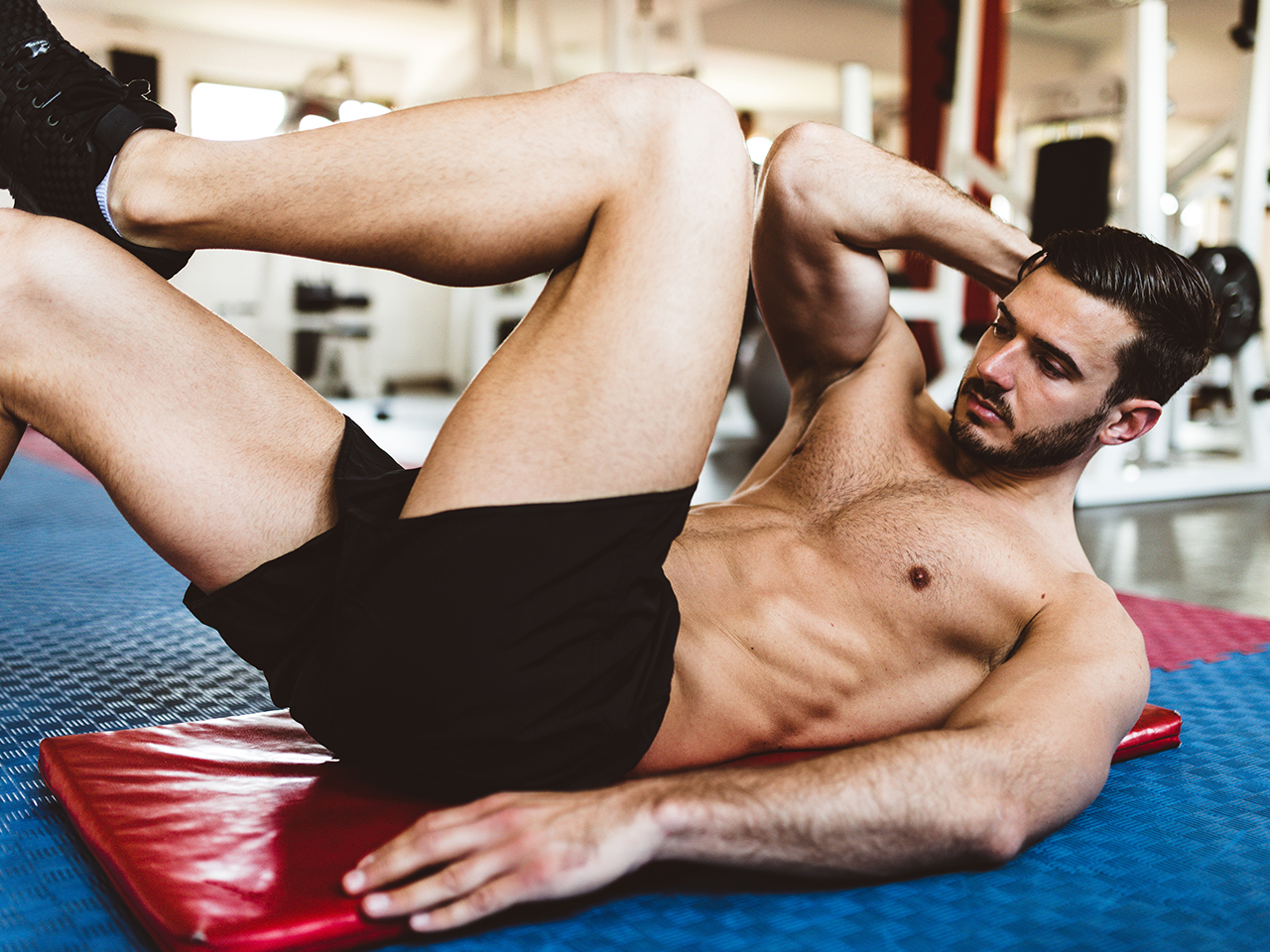 The 20-minute workout routine to get hard 'core' abs