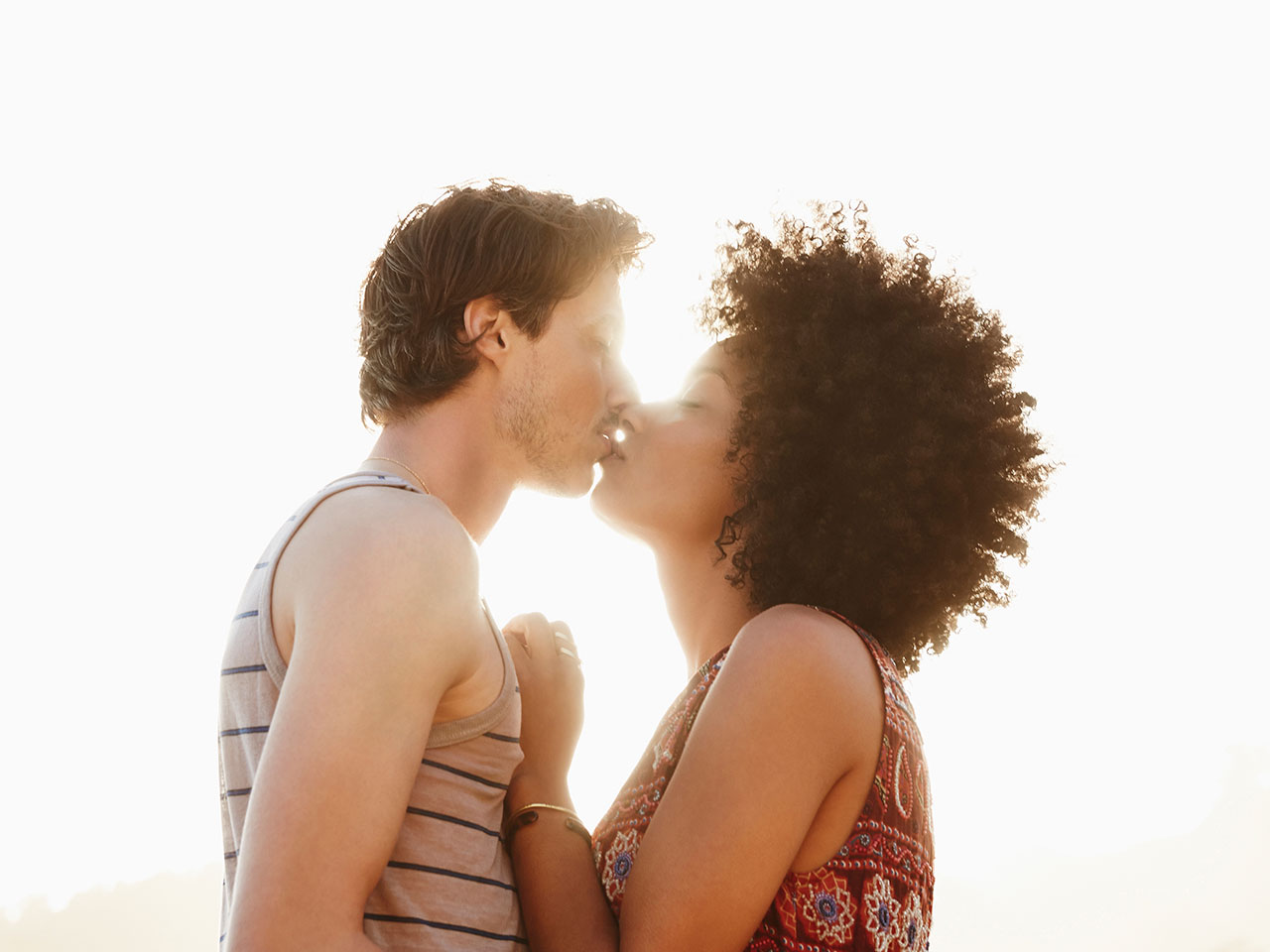 13 kissing techniques to ignite your sex life