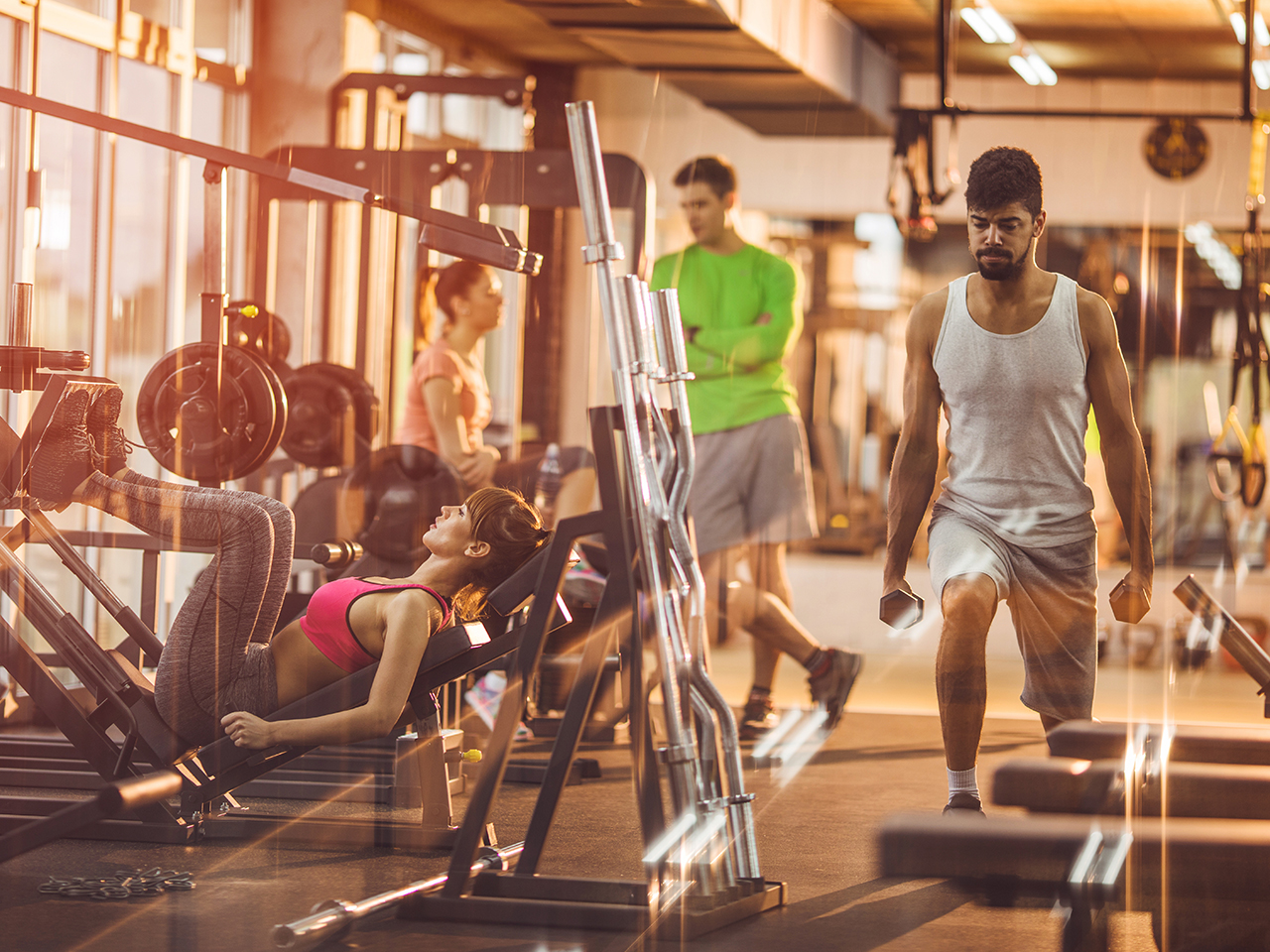 The best legs workout for beginners