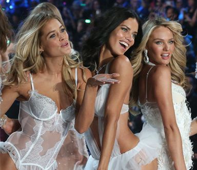 The Sexiest Supermodels of the Victoria's Secret Fashion Show 2013