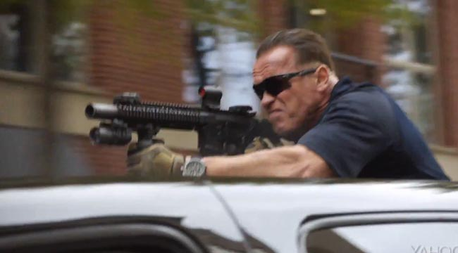 Check Out the Trailer for Arnold Schwarzenegger's Latest ...  Check Out the T...