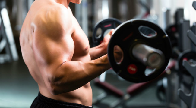 Switch Your Grip for Bigger Biceps