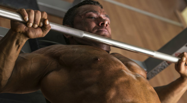 Bench Press Seminar 4: More Sets, Fewer Reps