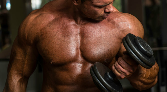 Extra Strength for Your Biceps