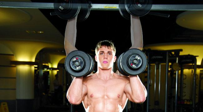 Better Dropsets to Build More Muscle