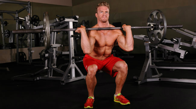 4 Reasons to Front Squat