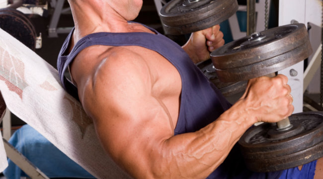 Bad-Ass Workout of the Week: The Pec Punisher