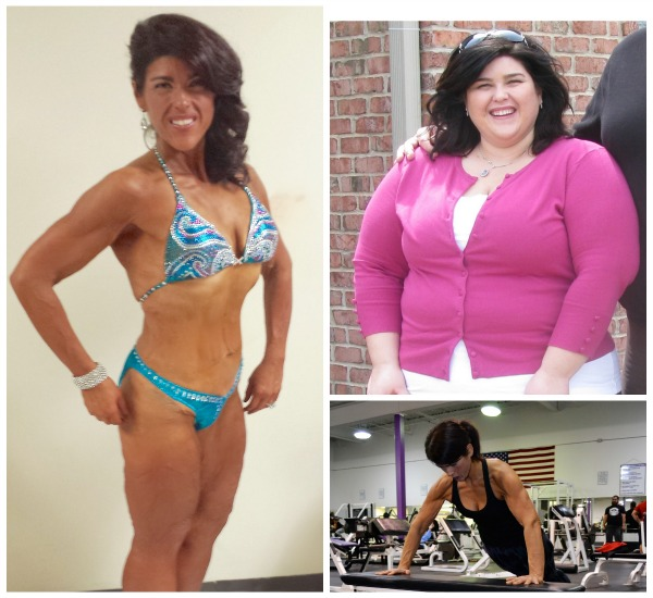 How One Woman Lost 212 Pounds and Became a Figure ...