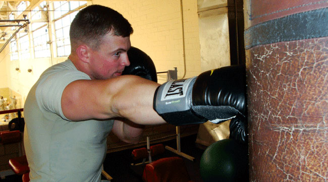 Military Made: Fit-for-combat Workout Routine