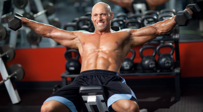 4 Olympic Moves To Reshape Your Routine Muscle Amp Fitness