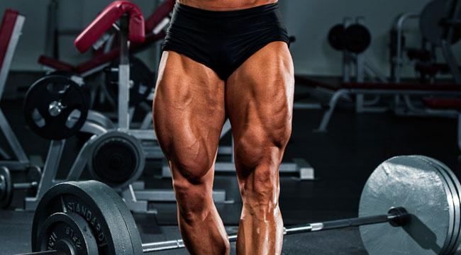 Leg Workout: Get Triple-sized Legs | Muscle & Fitness