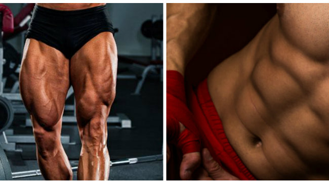 6 Bodyweight Moves for Bigger Quads and Leaner Abs