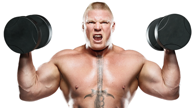 Brock Lesnar & WrestleMania 29 Preview | Muscle & Fitness