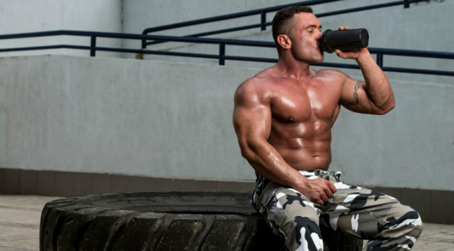 Muscle Protein Synthesis Gets You Bigger and Stronger