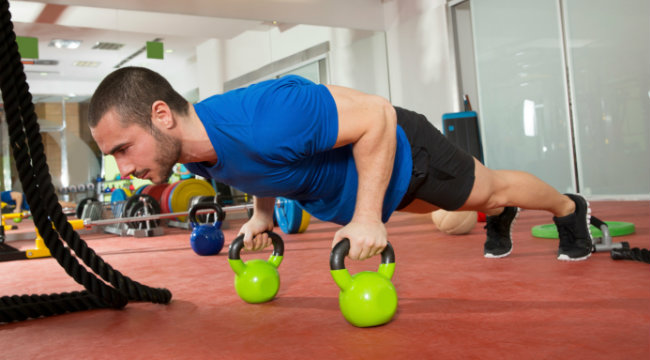Lift Doctor: The Push-up-Bench Press Connection
