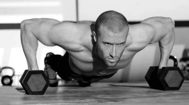 Get Crushed: 400 Muscle Blasting Reps to Exhaustion