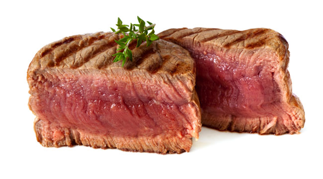 Bodybuilding benefits of red meat