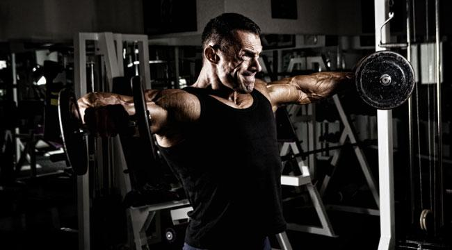 The Solo Workout for Building Muscle | Muscle & Fitness