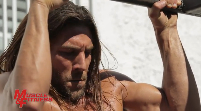 Behind The Scenes With Black Sails Star Zach Mcgowan Muscle Fitness
