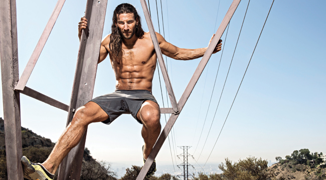 Captain Jacked: Zach McGowan's Black Sails Workout