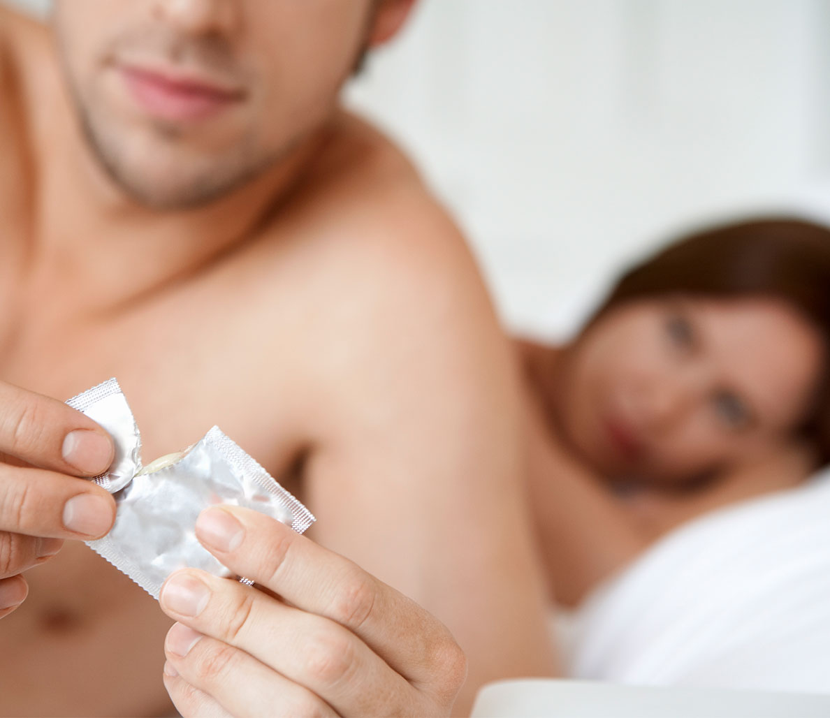 Ask Men's Fitness: I know how important safe sex is, but I can't finish if I'm wearing a condom.