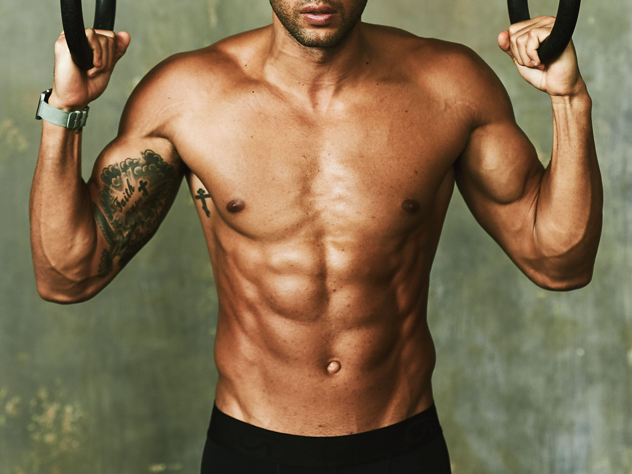 The Workout To Get Magazine-Worthy Six-Pack Abs  Muscle -6090