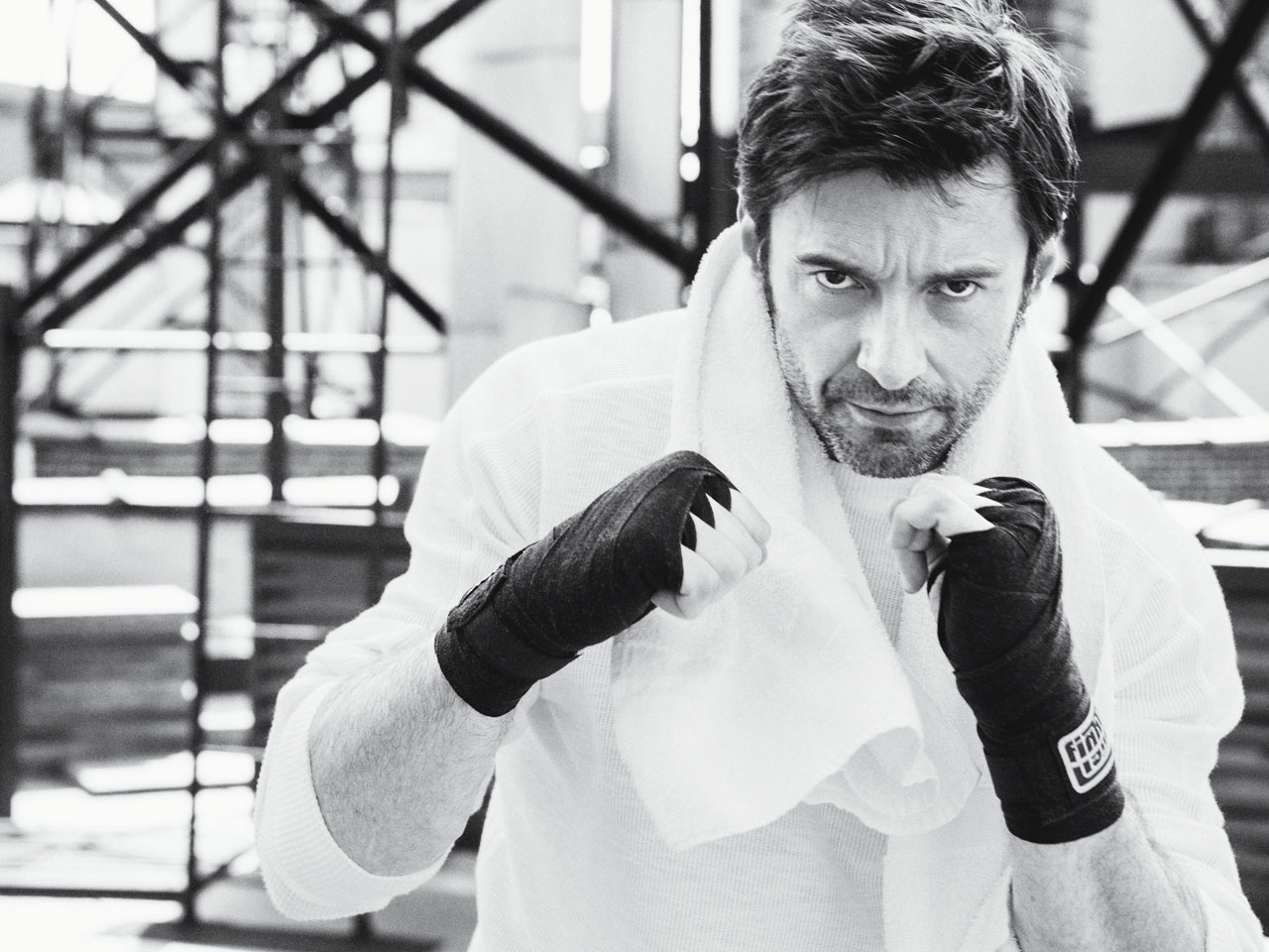 How to get jacked like Hugh Jackman in 'X-Men'