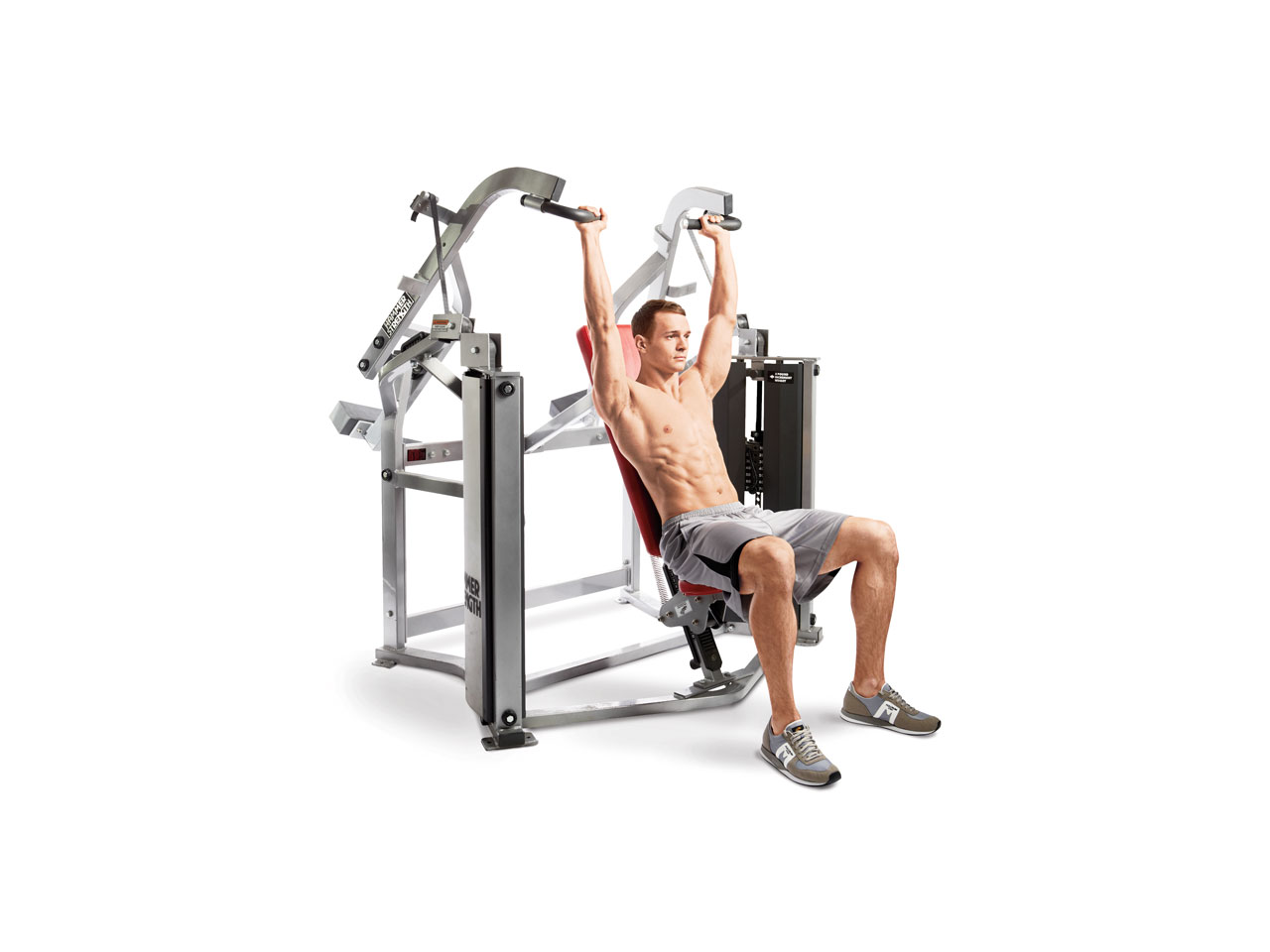 Shoulder Press Video - Watch Proper Form, Get Tips & More ...