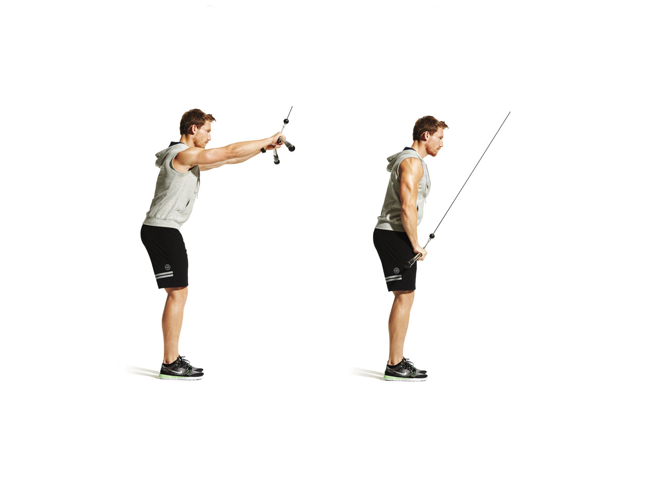 straight-arm pulldown video