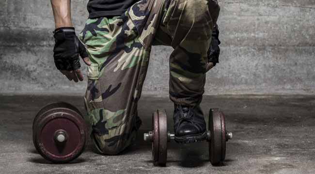 Train Like an U S  Ranger With This Army-Approved Workout | Muscle