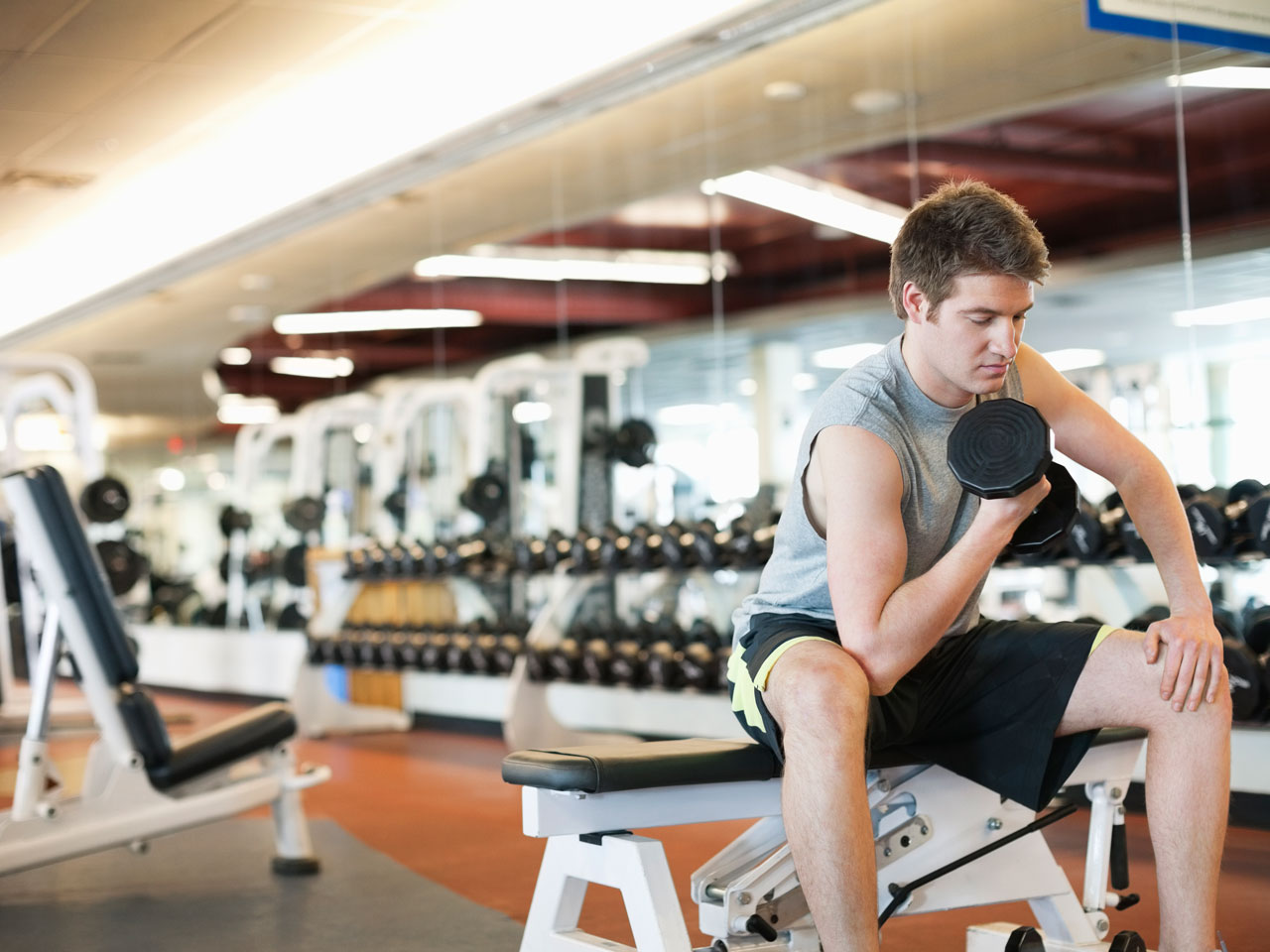 The ultimate arms workout for beginners