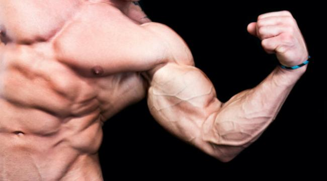 Symmetry In Motion: Biceps and Calves Supersets