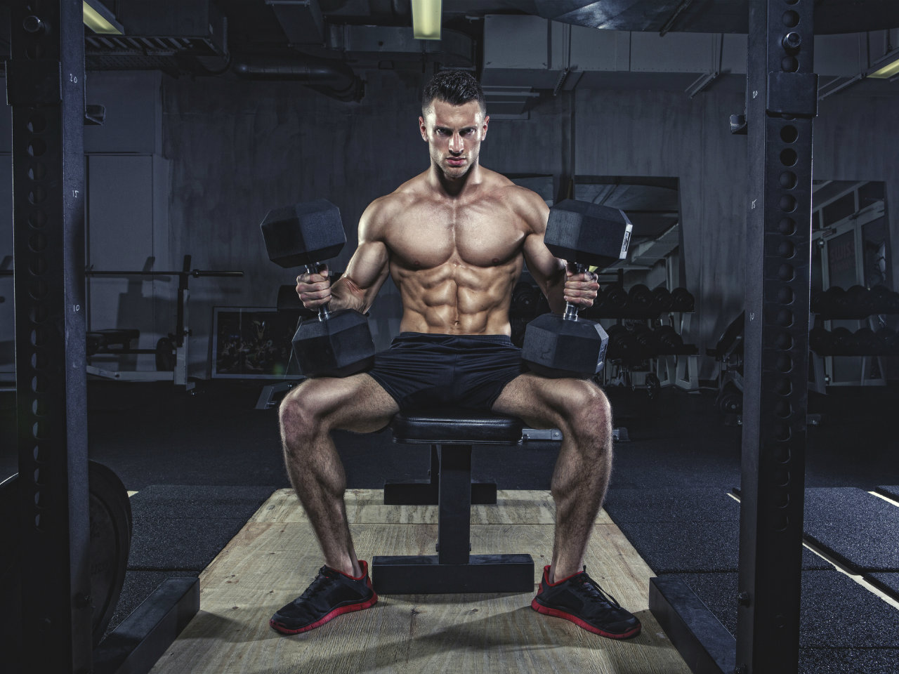 The ultimate total-body workout routine to build maximum muscle
