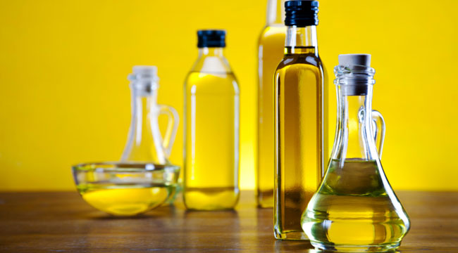 Saturated fat - Olive oil