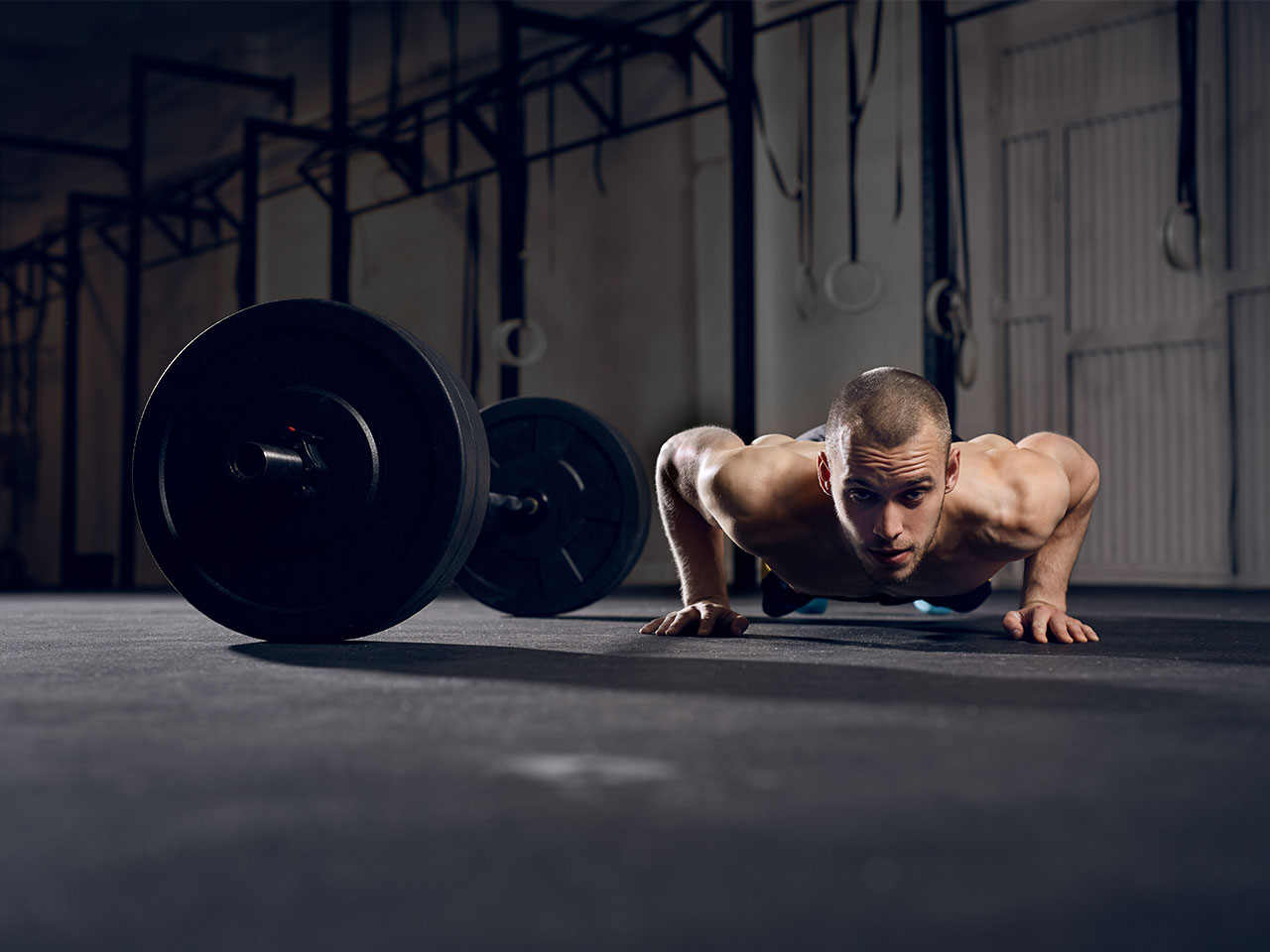 The best bodyweight workout of all time