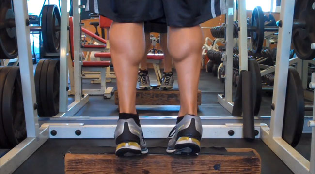 Simple & Effective Calf Training