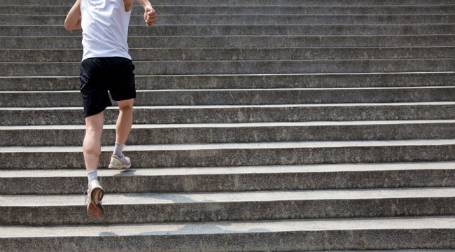 High Intensity Interval Training at Home