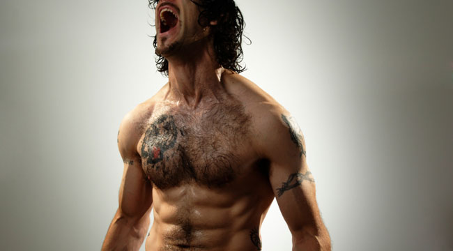 Caveman Training: 3 Hardcore Workout Routines