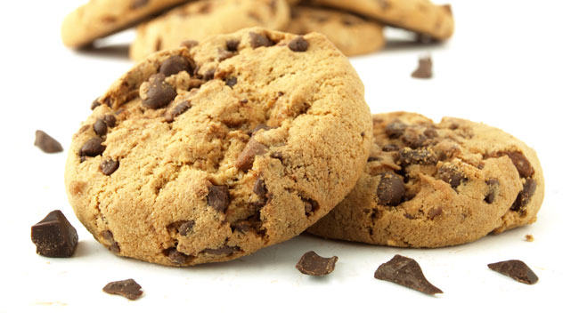 Best snacks for bodybuilding diet - Chocolate chip cookies
