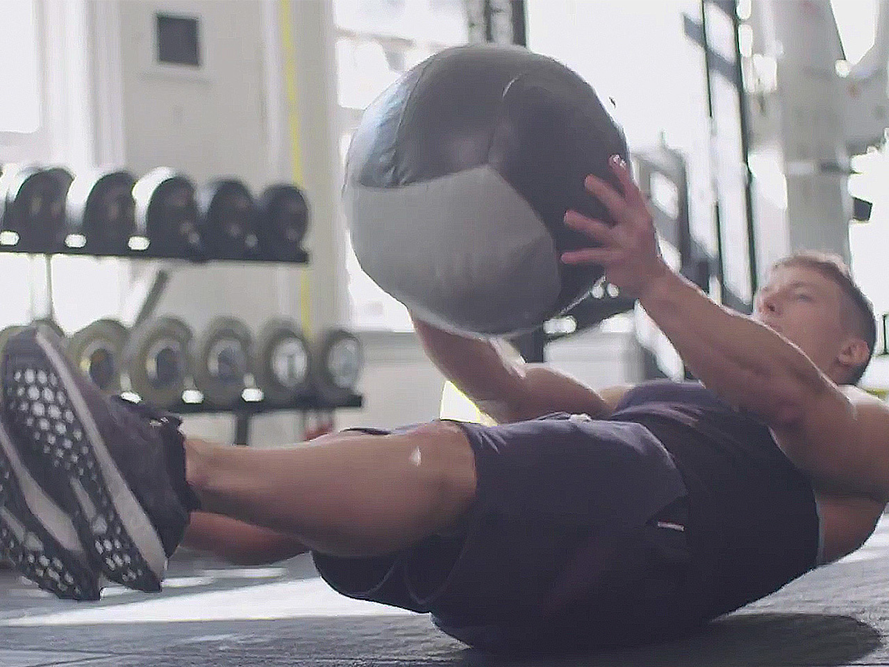 CrossFit-Inspired Challenges: The core-crushing fitness test