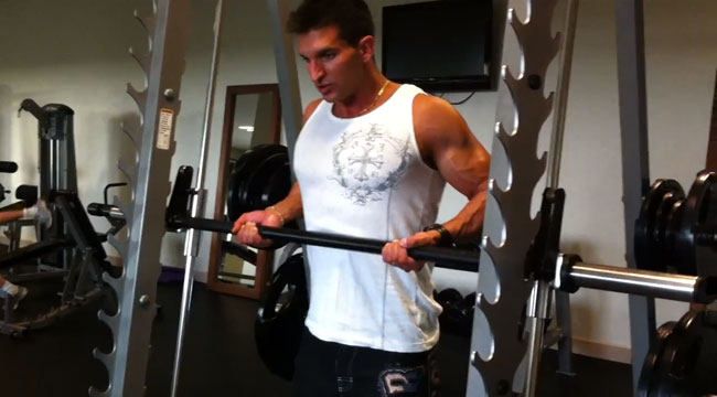 Best Bicep Exercises: The Drag Curl