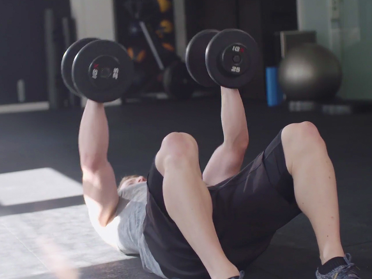 CrossFit-Inspired Challenges: The 40-20 fat-torching circuit