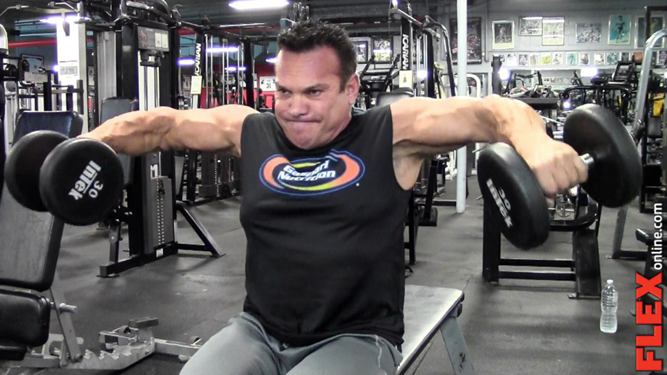 Gaspari's Simple Solutions - Side Laterals