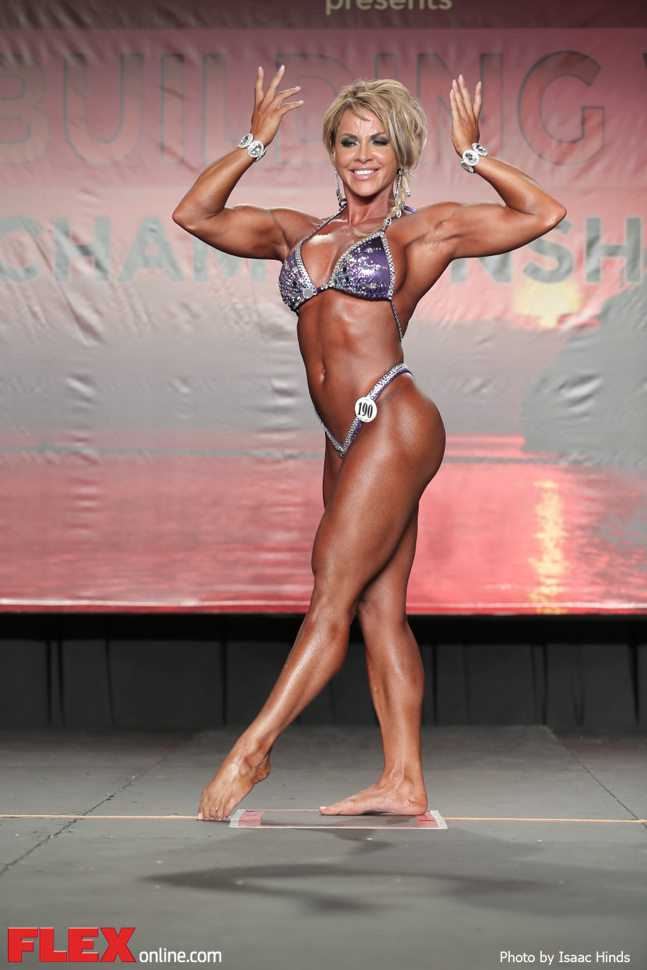Ava Cowan - Women's Physique - 2014 IFBB Tampa Pro | Muscle & Fitness