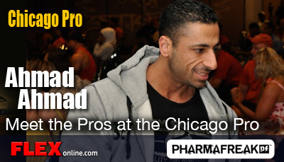 2012 Chicago Pro with Ahmad Ahmad